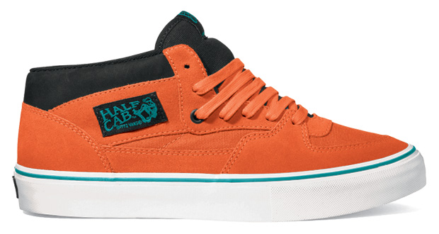 vans 2010 spring cab pro collection