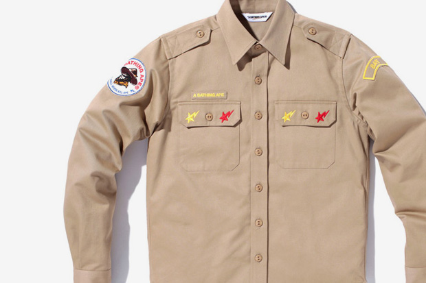 55956374 Amongst the highlights of the recent A Bathing Ape ...