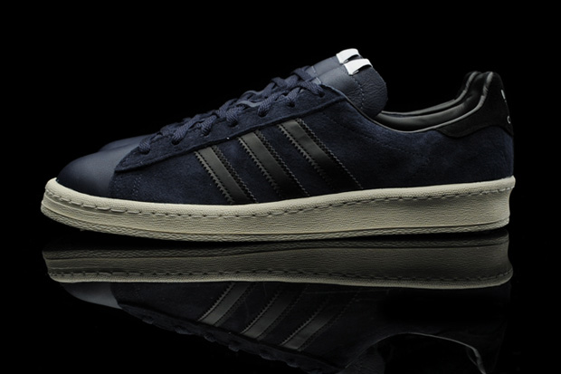 adidas originals a039 2010 springsummer collection campus 80s navy