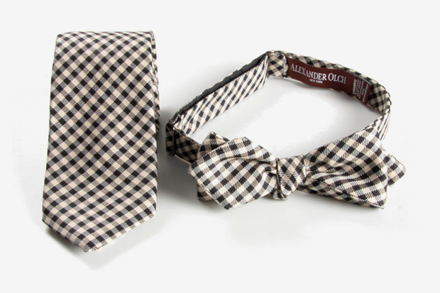 alexander olch 2010 springsummer tie collection