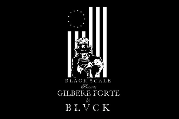 black scale presents gilbere forte blvck