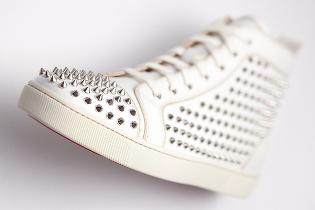 christian louboutin studded sneakers Christian Louboutin Studded Sneaker