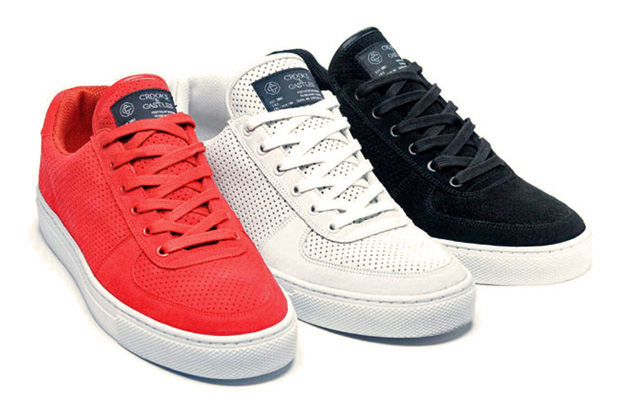 crooks castles 2010 summer footwear collection isa