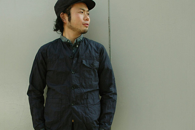 engineered garments 2010 springsummer collection february releases