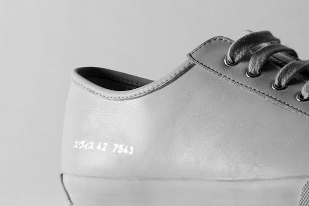 evisu common projects sneakers