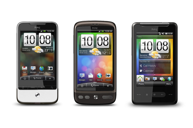 htc phone launches
