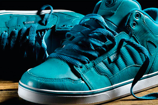 huf dvs 2010 footwear collection