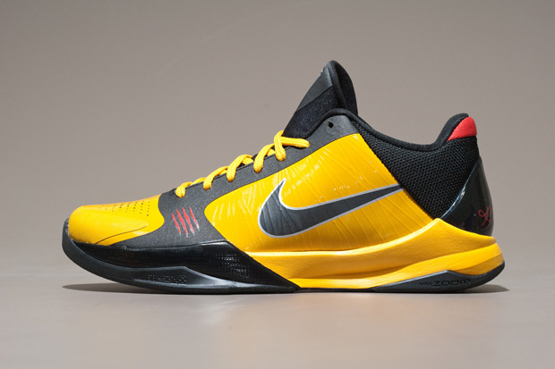 best cheap ca927 830fe Bruce Lee x Nike Zoom Kobe V   Promotional Posters   HYPEBEAST
