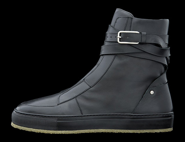 kris van assche 2010 fallwinter footwear collection