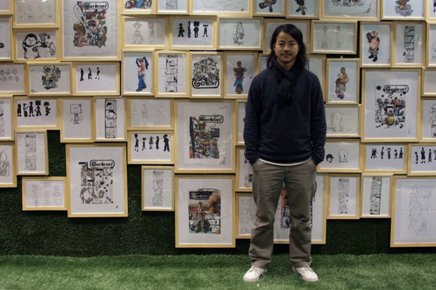 michael lau gardener 10th beijing exhibition recap