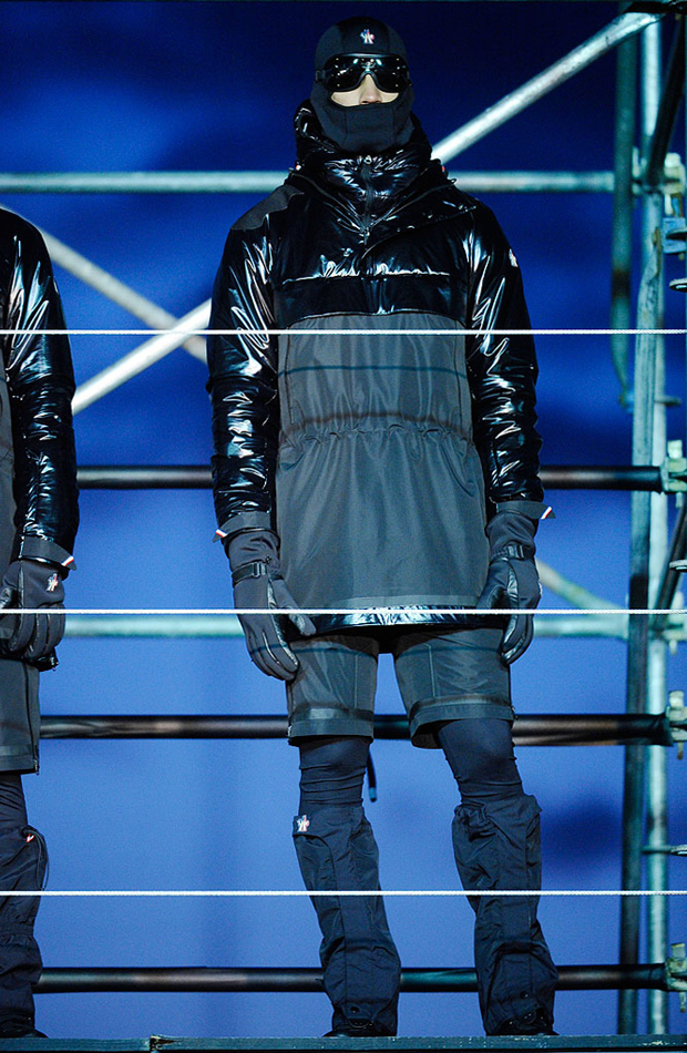 moncler grenoble 2010 fall collection