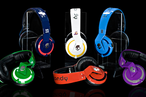 nba allstar players series skullcandy headphones