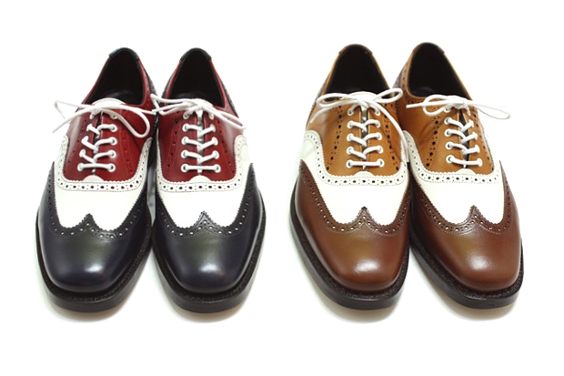 needles trickers brogue shoes