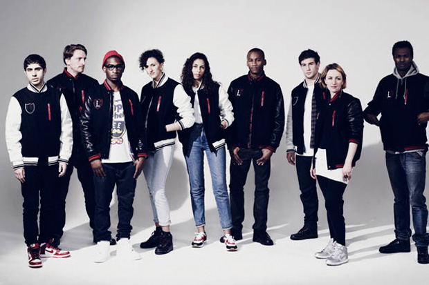 nike sportswear destroy london varsity jacket 1 Nike Sportswear Destroy London Varsity Jacket