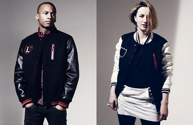 nike sportswear destroy london varsity jacket 4 Nike Sportswear Destroy London Varsity Jacket
