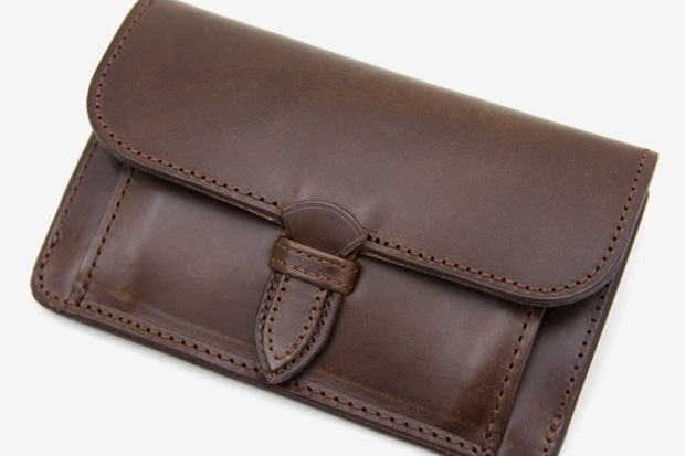 porter 2010 spring leather wallets 3 Porter 2010 Spring Vegetable Tanned Leather Wallets