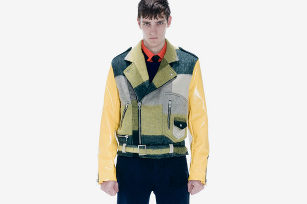 raf raf simons 2010 fallwinter collection