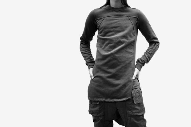 rick owens drkshdw 2010 fall preview