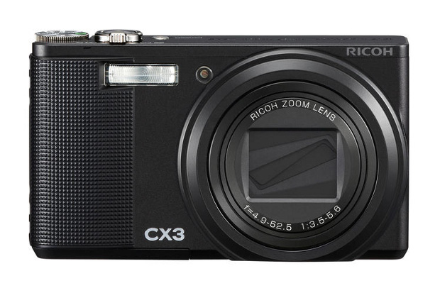 ricoh cx3 camera
