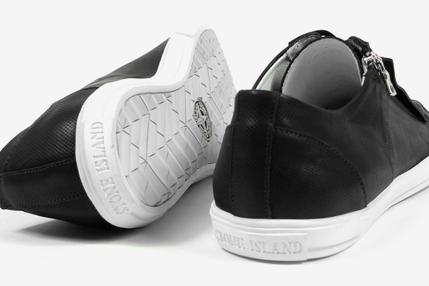 stone island 2010 springsummer footwear collection