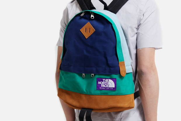 the north face purple label backpack fanny pack 1 The North Face Purple Label Medium Day Pack & Fanny Pack