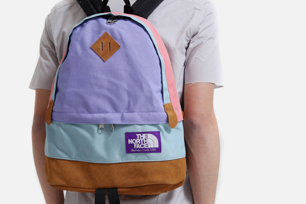 the north face purple label backpack fanny pack 2 The North Face Purple Label Medium Day Pack & Fanny Pack