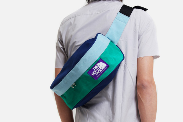 the north face purple label backpack fanny pack 3 The North Face Purple Label Medium Day Pack & Fanny Pack