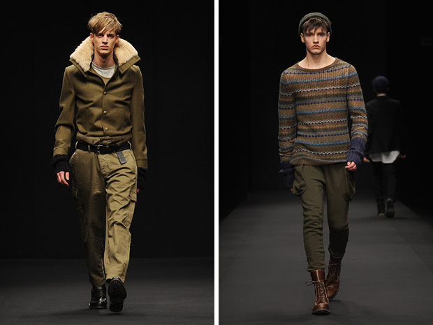 topman design 2010 fallwinter collection