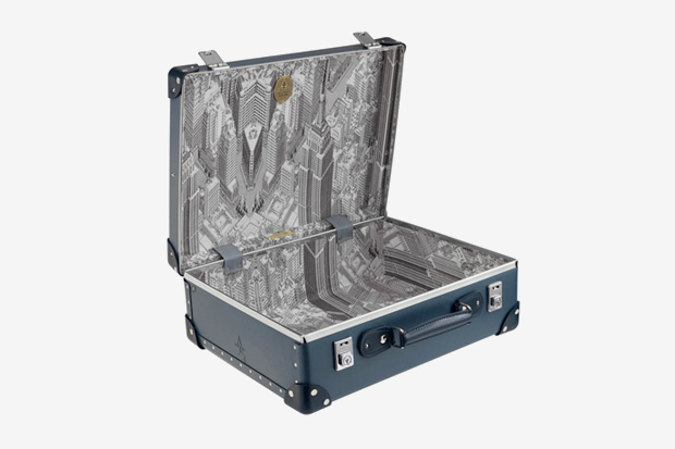 wallpaper globetrotter limited edition suitcase