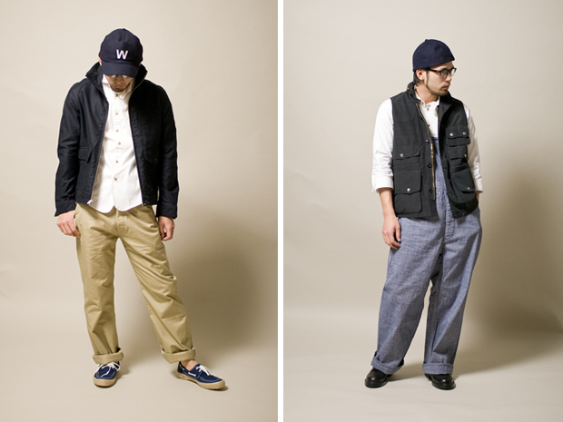 wastetwice 2010 springsummer collection