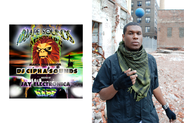 bape tape march 2010 jay electronica