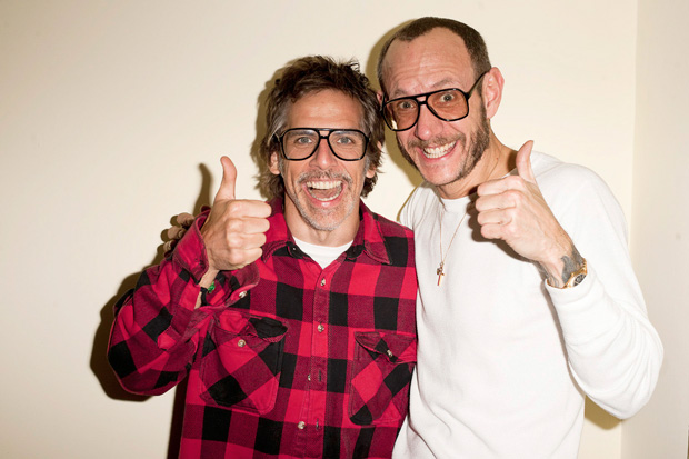 ben stiller terry richardson photoshoot 2 Ben Stiller x Terry  Richardson Photoshoot