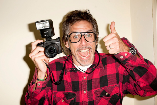 ben stiller terry richardson photoshoot 3 Ben Stiller x Terry  Richardson Photoshoot