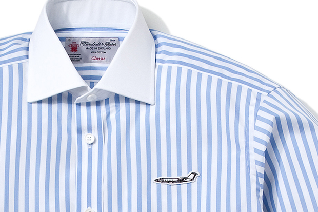The Billionaire Boys Club x Turnbull & Asser shirt will be released