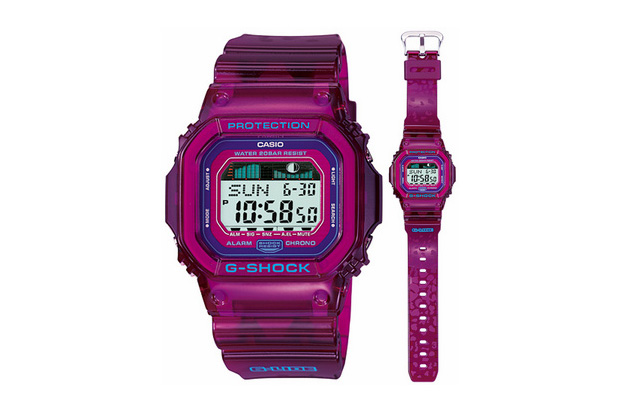casio gshock 2010 april releases