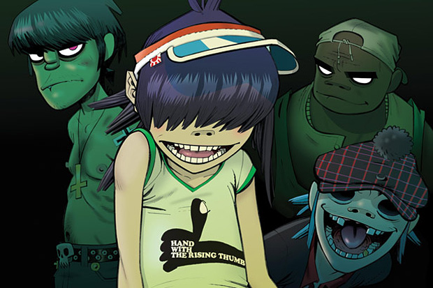 gorillaz mos def Gorillaz feat. Mos Def and the Hypnotic Brass Ensemble   Sweepstakes
