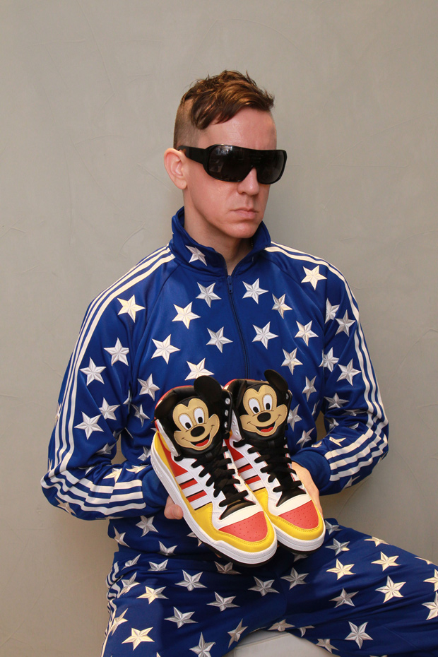 jeremy scott adidas originals mickey hi 2 Jeremy Scott x adidas Originals by Originals 2010 Spring/Summer Mickey Hi