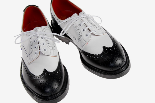 junya watanabe comme des garcons trickers 2010 spring brogue