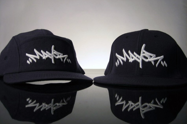 mayor quintin 5panel fitted cap