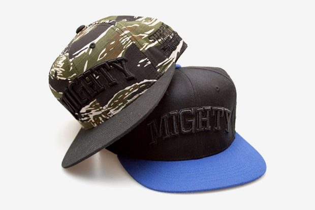mighty healthy starter supply circuit snapback caps