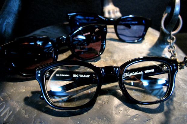 neighborhood effector big tramp glasses