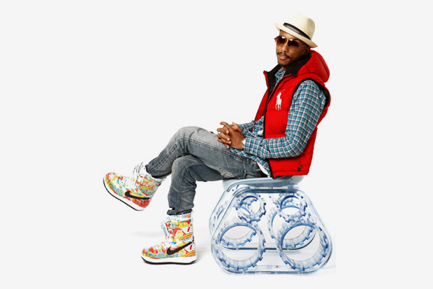 pharrell williams galerie emmanuel perrotin tank chair exhibition