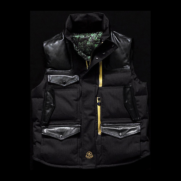 pharrell williams moncler outerwear collection