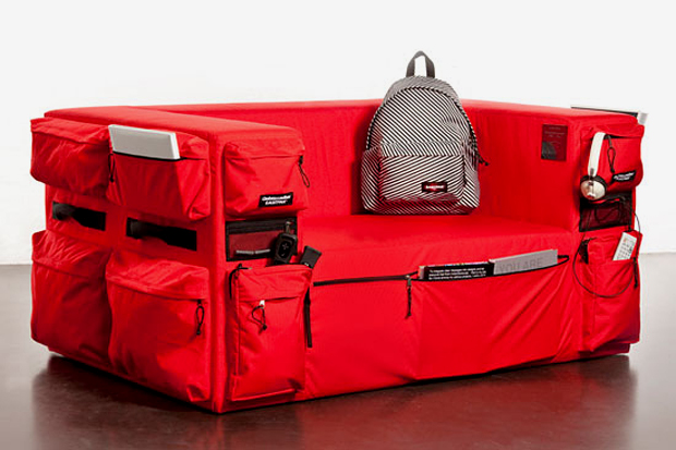quinze milan eastpak furniture collection
