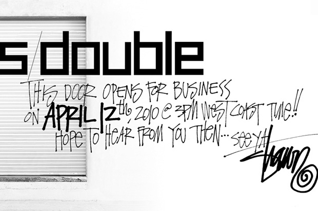 sdouble online store opening