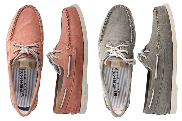 Sperry Top-Sider 2 Eye Boat Shoes   HYPEBEAST