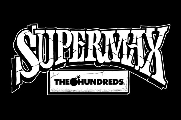 supermax the hundreds preview 1 Supermax x The Hundreds Collection Preview