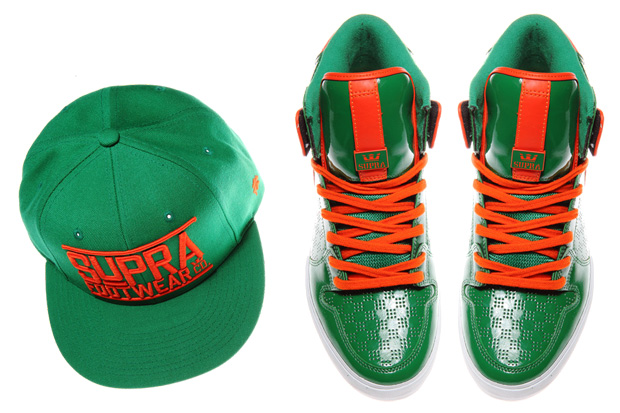 supra 413 edition st patricks day clover vaider