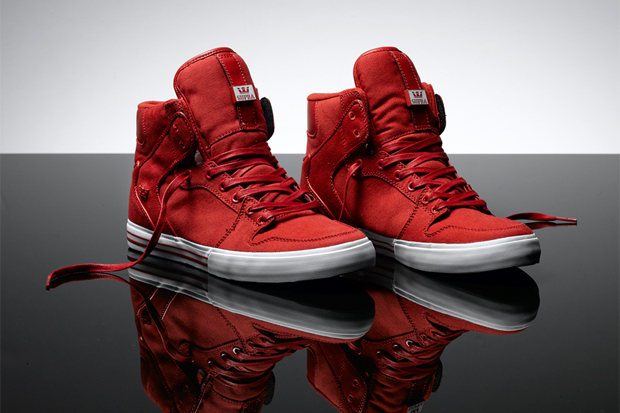 88afb1cdab Supra Red Canvas Series | HYPEBEAST