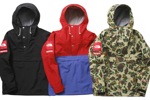 5720a0b4de Supreme x The North Face Expedition Pullover